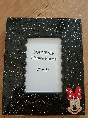 10 x MINNIE MOUSE SPARKLE PICTURE FRAMES PARTY LOOT BAGS FILLERS SAFE PLASTIC