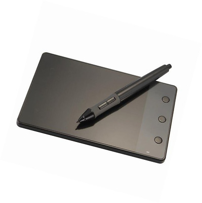 HUION H420 USB Writing Drawing Graphics Design Tablet Board with Wireless Digita