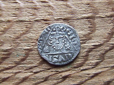 Ireland.  Henry Iii  1216-1272. Silver Penny.   Rare.   A Superb Example.