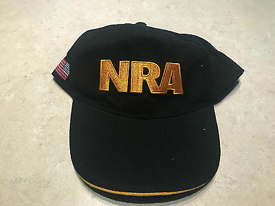 NRA, baseball cap hat, one size fits most,100% COTTON, NWOT