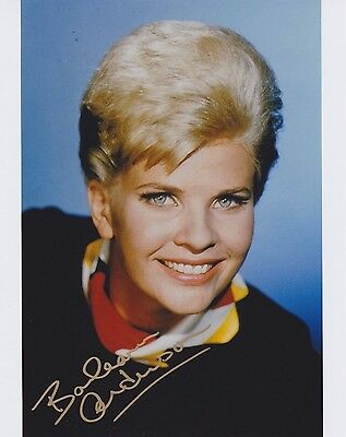 "Signed Original Color Photo of Barbara Anderson of ""Ironside"""