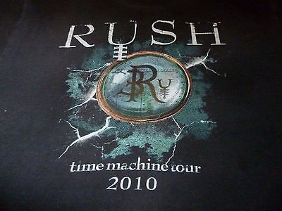 Rush Tour Shirt ( Used Size L ) Good Condition!!!