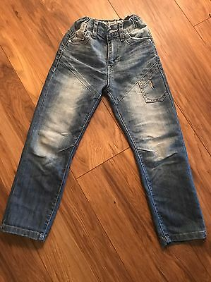 Boys Relaxed Fit Jeans Age 6-7