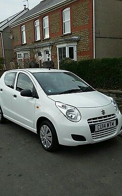 Suzuki Alto SZ, 1.0, Petrol, 5 Door in Superior White