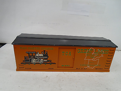 McCoy Standard Gauge Train GREAT LAKES  SHELL ONLY