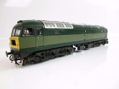 Heljan O Gauge 4880 Br Two Tone Green Class 47 With Dcc Sound! And Detailing Kit