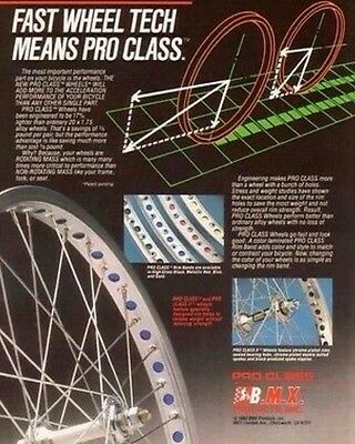 Old School BMX (Pro Class Rim Tape) Available In 6 Colours