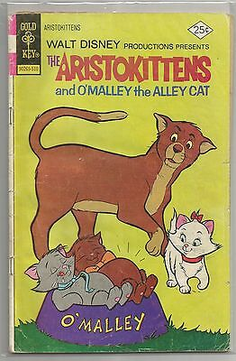 THE ARISTOKITTENS And O'MALLEY THE ALLEY CAT By Walt Disney