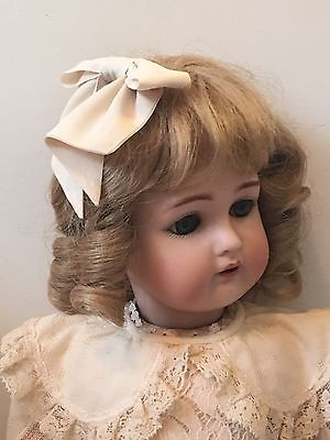 Antique Simon Halbig Kammer Reinhardt Bisque and Composition Doll