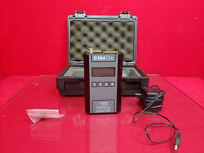 Met One 227A Laser Particle Counter
