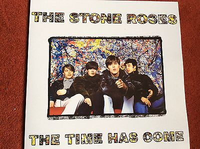 The Stone Roses Time Has Come Indie Rock Ian Brown John Squire Seahorses
