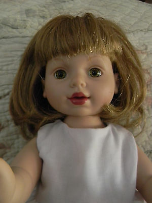Baby So Beautiful Doll S0 Pretty Lovely Dress Has Panties Thick Hair Nice Eyes