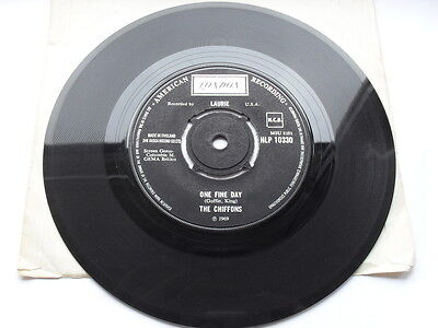 The Chiffons - One Fine Day - Northern Soul Record