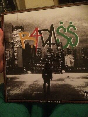 Joey Bada$$ B4da$$ LP BIN Only £25 ( Selling For £41 On Amazon)