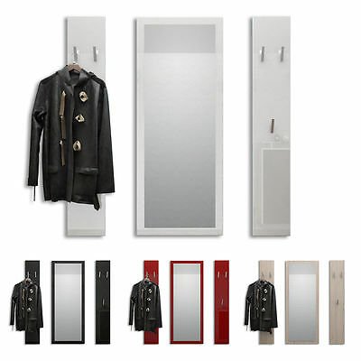 "High Gloss Modern Wardrobe Foyer Set Contemporary ""Spot"""