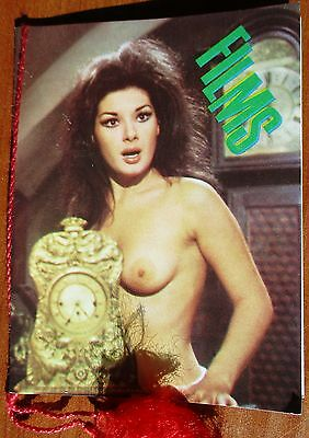 Calendarietto Da Barbiere - Films - Anno 1973 - Calendario - Nudi Attrici