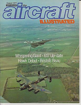 Aircraft illustrated September 1977 Ian Allan