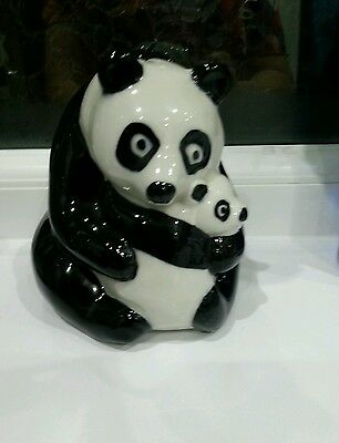 Wade  Natwest Vintage Panda Perfect Condition With Stopper!