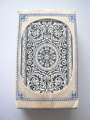 DUTY SEALED GOODALL DE LA RUE PATIENCE VINTAGE PLAYING CARDS 1920s
