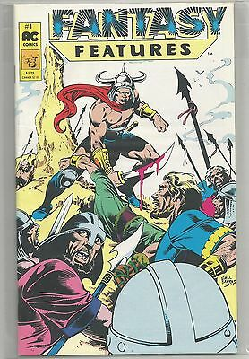 FANTASY  FEATURES  # 1 By AC Comics