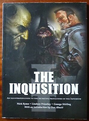 40k The Inquisition Campaign Book