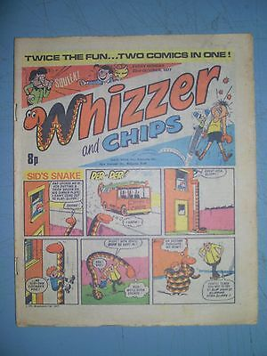 Whizzer and Chips issue dated October 22 1977