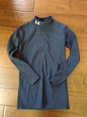 Under Armour Youth YLG Compression Cold Gear  LS Shirt  EUC Fast Ship