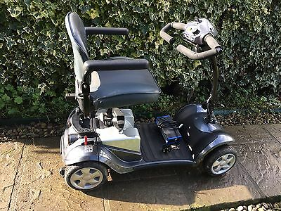k4u Boot Mobility Scooter