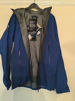 Mountain Equipment Shivling GoreTex Pro Jacket Large BNWT RRP £300