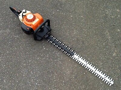 """Stihl Hs81R Hedge Trimmer With 30"""" Blades"""