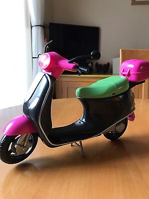 Barbie/Monster High Doll Motor Bike Scooter