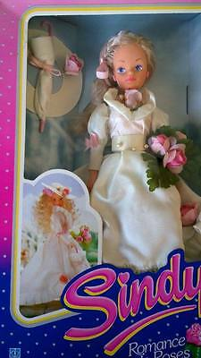 Sindy doll RARE Romance and Roses BOXED.. NRFB