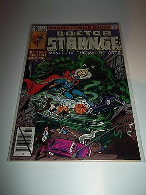 Doctor Strange #35, NM, 40 Cents, 1979, Marvel, See Others & Combine Postage