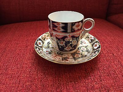Sutherland Cup And Saucer Imari Pattern