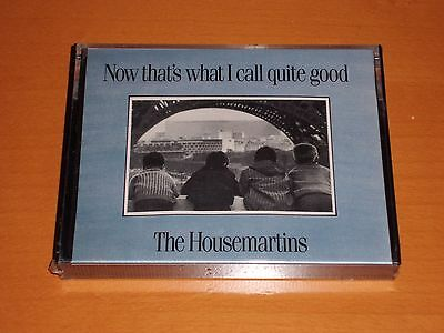 """The Housemartins """"now That's What I Call Quite Good"""" Double Cassette Spain New!"""
