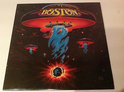 Boston Vinyl LP Record Album 1978 CBS EPIC inc. More than a Feeling SEPC 81611
