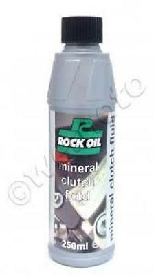 Rock Oil Mineral Clutch Fluid 250ml