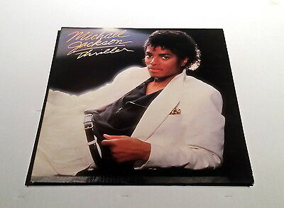 Michael Jackson – Thriller 1882 Made in Holland Epic – EPC 85930