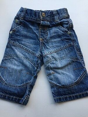 Baby Boys Jeans 3-6 Months Next