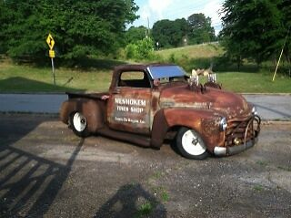1947 Chevrolet Other Pickups Rust 1947 Chevy Rat Rod