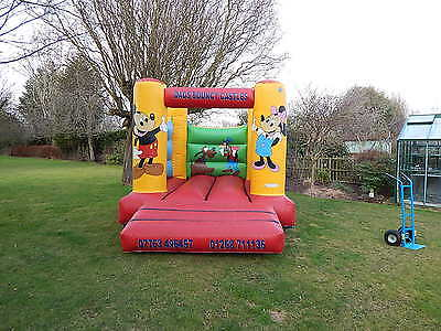 commercial Inflatable Bouncy castle 12x12