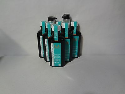 New Moroccanoil Argan oil LIGHT Hair Treatment 3.4oz / 100ml with Pump NO BOX