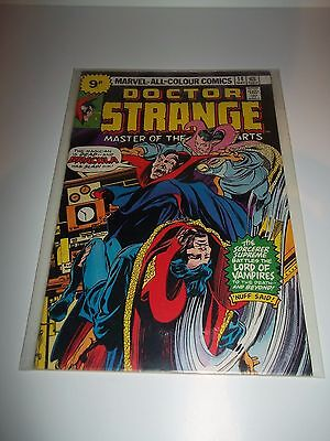 Doctor Strange #14, Dracula, VF+, Pence, 1976, Marvel, See Others & Combine Post