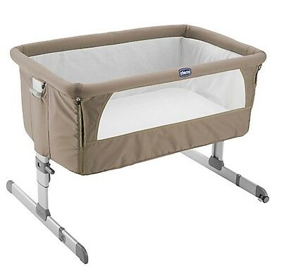 Chicco Next 2 me bedside Crib Cot, excellent condition! only used twice