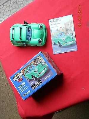 "Chevron Cars - ""wendy Wagon"" - 1996 Toy Car - With Owners Manual - Original Box"