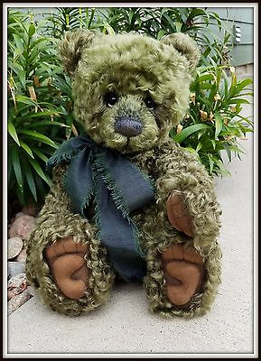 Charlie Bears Wiggy Isabelle Collection - NWT