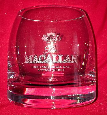 Macallan Whiskey Glasses x2. New.