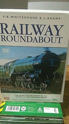 railway roundabout DVD