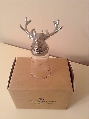 Stag shot glass by At Home in the Country by Orchard Designs
