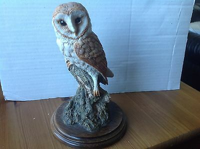 Country Artists Barn Owl Large